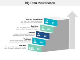 Big Data Visualization Ppt Powerpoint Presentation Infographics Graphics Cpb