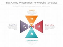Bigg Affinity Presentation Powerpoint Templates