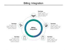 Billing Integration Ppt Powerpoint Presentation Layouts Topics Cpb
