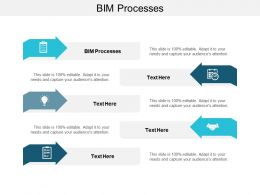 BIM Processes Ppt Powerpoint Presentation Layouts Example Topics Cpb