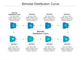 Bimodal Distribution Curve Ppt Powerpoint Presentation Model Slide Download Cpb