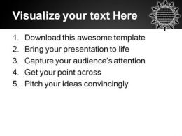 Binary People PowerPoint Template 0910  Presentation Themes and Graphics Slide03