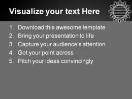 Binary People PowerPoint Template 0910  Presentation Themes and Graphics Slide02