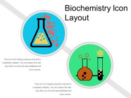 Biochemistry Icon Layout