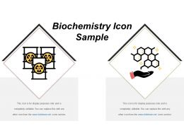 Biochemistry Icon Sample