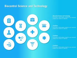 Biocontrol Science And Technology Ppt Powerpoint Presentation Model Examples