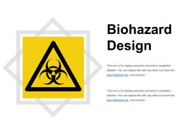 Biohazard Design Powerpoint Guide