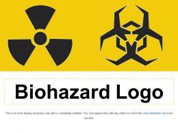 Biohazard Logo Powerpoint Images