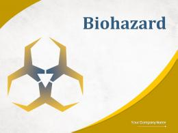 Biohazard Warning Authority Template Infectious Waste