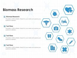 Biomass Research Ppt Powerpoint Presentation Outline Demonstration