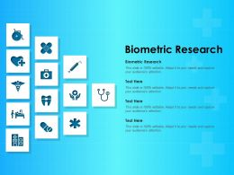Biometric Research Ppt Powerpoint Presentation Slides Background Images