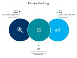 Bitcoin Hacking Ppt Powerpoint Presentation Show Display Cpb
