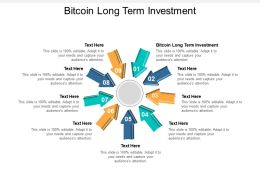 Bitcoin Long Term Investment Ppt Powerpoint Presentation Slides Inspiration