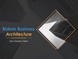 Bizbok Business Architecture Powerpoint Presentation Slides