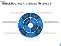 Bizbok Business Architecture Ppt Show Slideshow