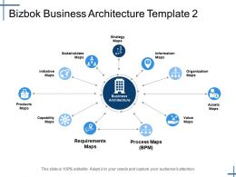 Bizbok Business Architecture Ppt Show Smartart