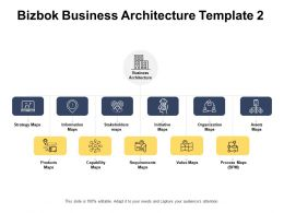 Bizbok Business Architecture Template Strategy Value Ppt Powerpoint Presentation Infographic Template Icons