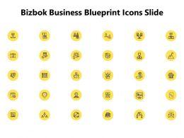 Bizbok Business Blueprint Icons Slide Dollar Ppt Powerpint Presentation Slides