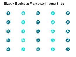Bizbok Business Framework Icons Slide Idea Bulb Powerpoint Presentation Slides