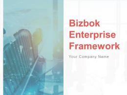 Bizbok Enterprise Framework Powerpoint Presentation Slides