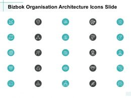 Bizbok Organisation Architecture Icons Slide Location C298 Ppt Powerpoint Presentation Gallery Diagrams