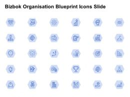 Bizbok Organisation Blueprint Icons Slide Growth Technology C99 Ppt Powerpoint Presentation Icon Slides