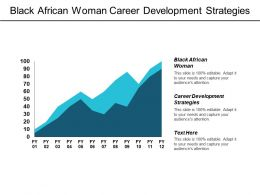 Black African Woman Career Development Strategies Business Visions Cpb