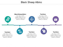 Black Sheep Albino Ppt Powerpoint Presentation Gallery Clipart Cpb