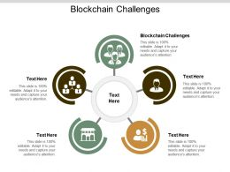 Blockchain Challenges Cpb Ppt Powerpoint Presentation Gallery Backgrounds