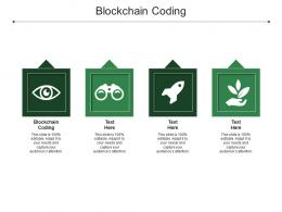 Blockchain Coding Ppt Powerpoint Presentation Layouts Diagrams Cpb