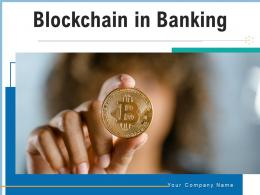 Blockchain In Banking Technology Security Payment Transactions Financial Settlement