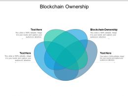 Blockchain Ownership Ppt Powerpoint Presentation File Designs Cpb