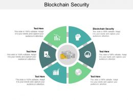 Blockchain Security Ppt Powerpoint Presentation Outline Images Cpb