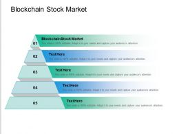 Blockchain Stock Market Ppt Powerpoint Presentation File Inspiration Cpb