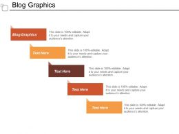 Blog Graphics Ppt Powerpoint Presentation Ideas Graphics Pictures Cpb