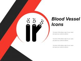 Blood Vessel Icons