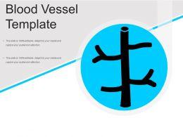 Blood Vessel Template