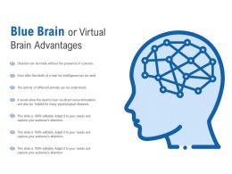 Blue Brain Or Virtual Brain Advantages