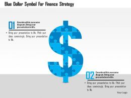 blue_dollar_symbol_for_finance_strategy_flat_powerpoint_design_Slide01