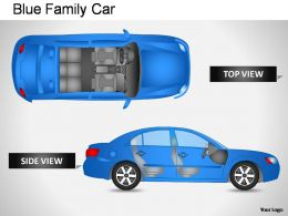 blue_family_car_side_view_powerpoint_presentation_slides_Slide01
