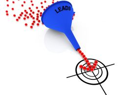 blue_funnel_with_word_leads_and_target_sign_stock_photo_Slide01