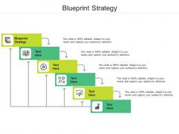 Blueprint Strategy Ppt Powerpoint Presentation Ideas Graphics Download Cpb