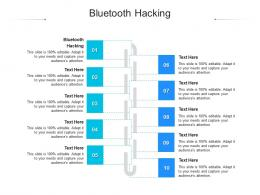 Bluetooth Hacking Ppt Powerpoint Presentation Pictures Template Cpb