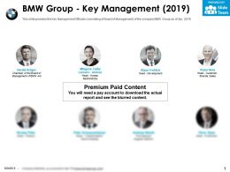 BMW group key management 2019