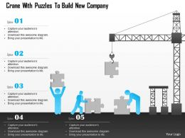 bo_crane_with_puzzles_to_build_new_company_powerpoint_template_Slide01
