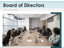 Board Of Directors Experience Discussion Conference Compensation Organization