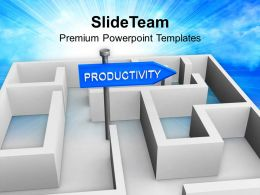board_of_productivity_in_labyrinth_powerpoint_templates_ppt_themes_and_graphics_0213_Slide01