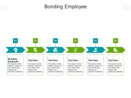 Bonding Employee Ppt Powerpoint Presentation Outline Backgrounds Cpb