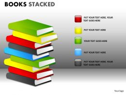 Books Stacked2 PPT 16