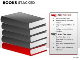 Books Stacked ppt 2